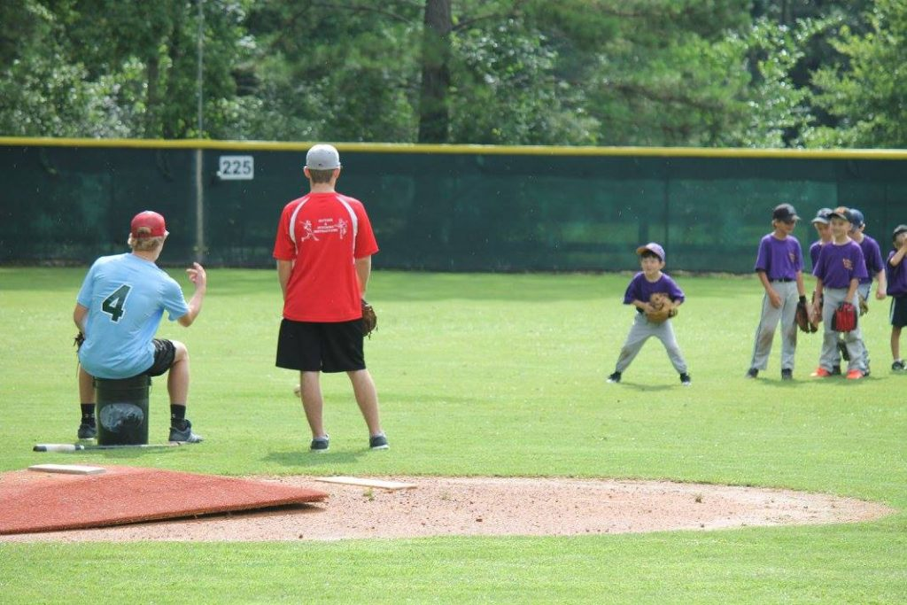 RBI Academy Professional Baseball Lessons in Louisiana