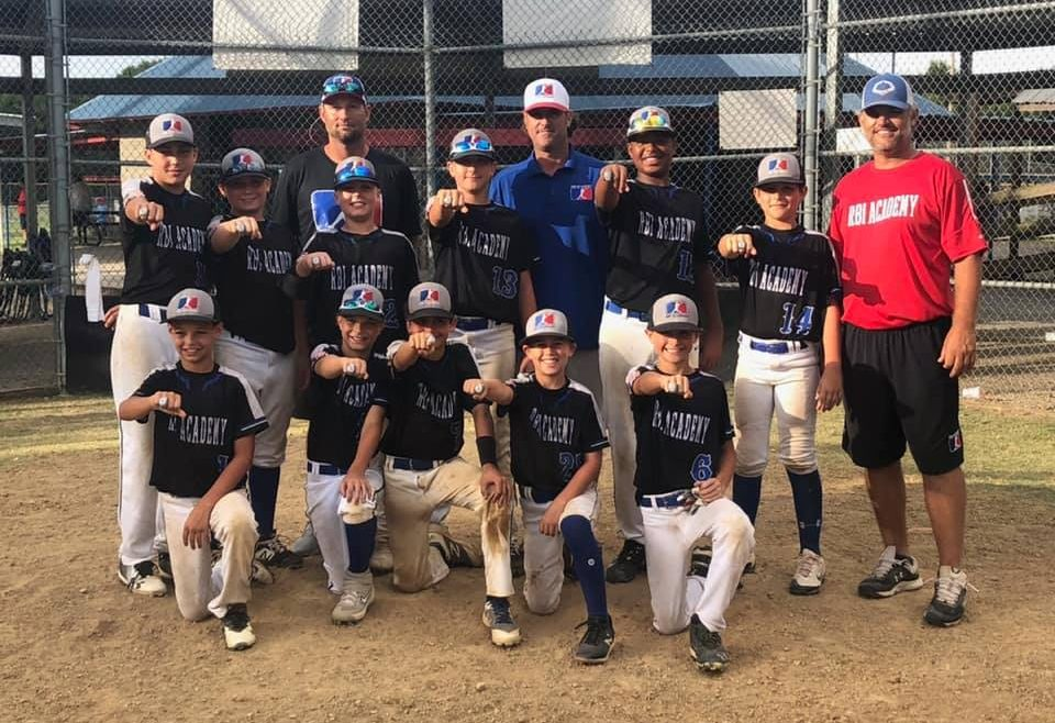 RBI Academy 11U wins 2D World Series!