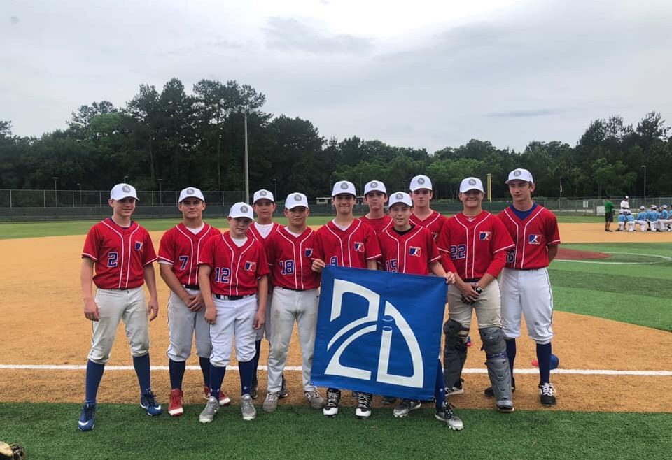 RBI ACADEMY 13U DEFEATS LOUISIANA KNIGHTS