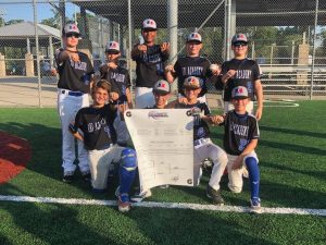 RBI Academy 11U Covington Louisiana Baseball