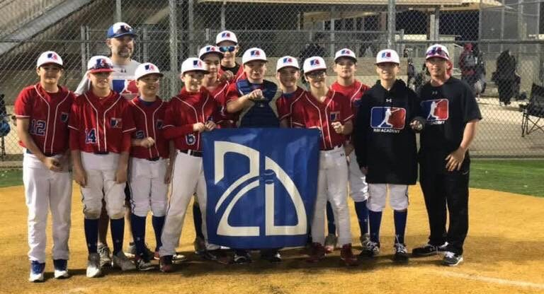 RBI ACADEMY 12U WINS 5-0 IN FIRST 2D TOURNAMENT
