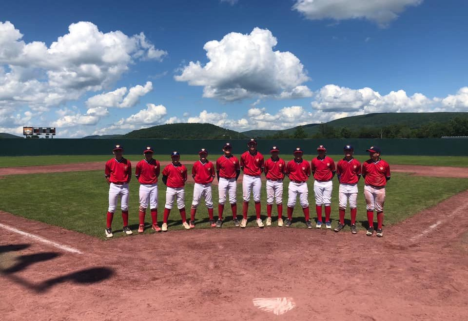 Great job RBI Academy 12U in the Cooperstown World Series!
